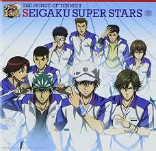THE PRINCE OF TINNS II SEIGAKU SUPER STARS