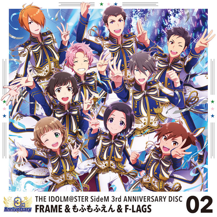 THE IDOLM@STER SideM 3rd ANNIVERSARY