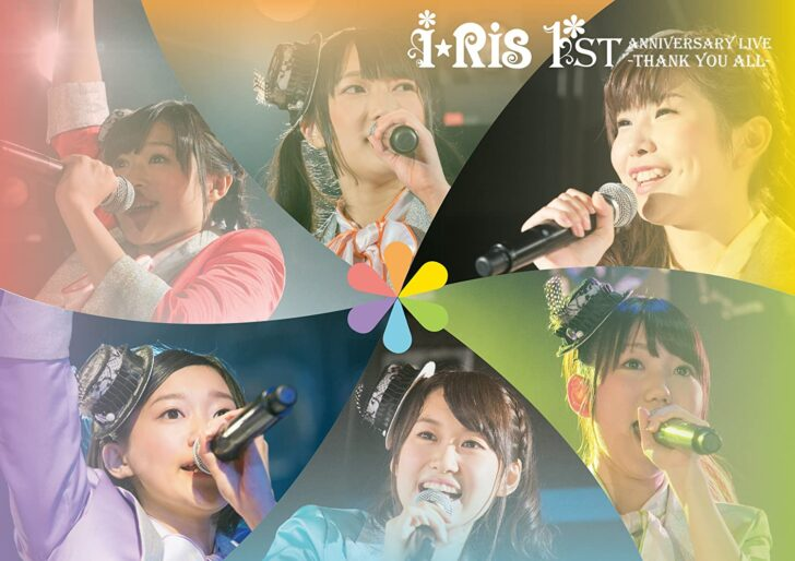 i☆Ris 1st ANNIVERSARY LIVE -THANK YOU ALL-